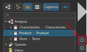 Selecting data file items